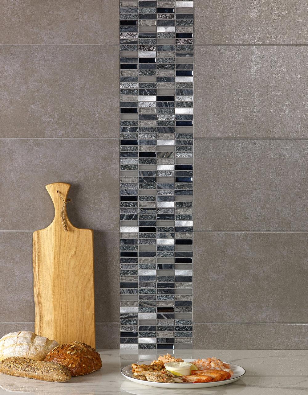 Duchess Graphite Mosaics