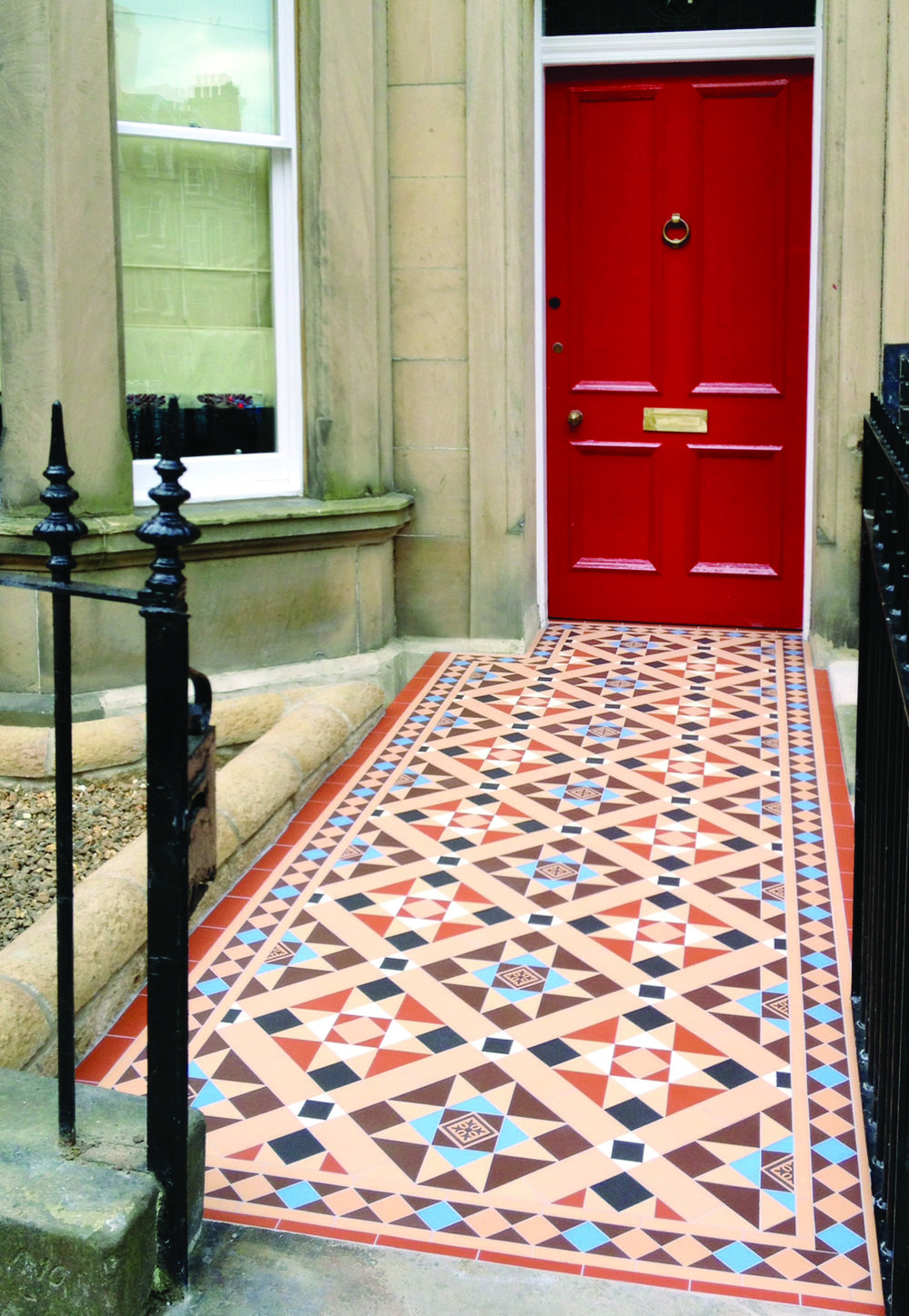 Victorian Wall And Floor Tiles Rossett Tiles In Chester Supply