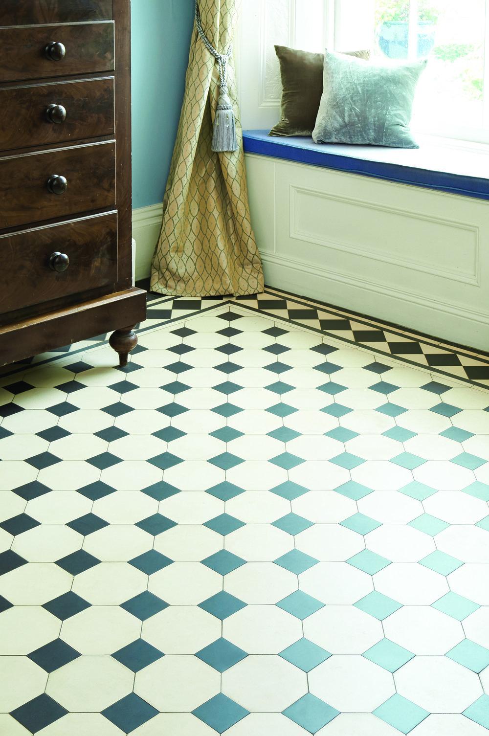 Victorian Wall And Floor Tiles Rossett Tiles In Chester Supply