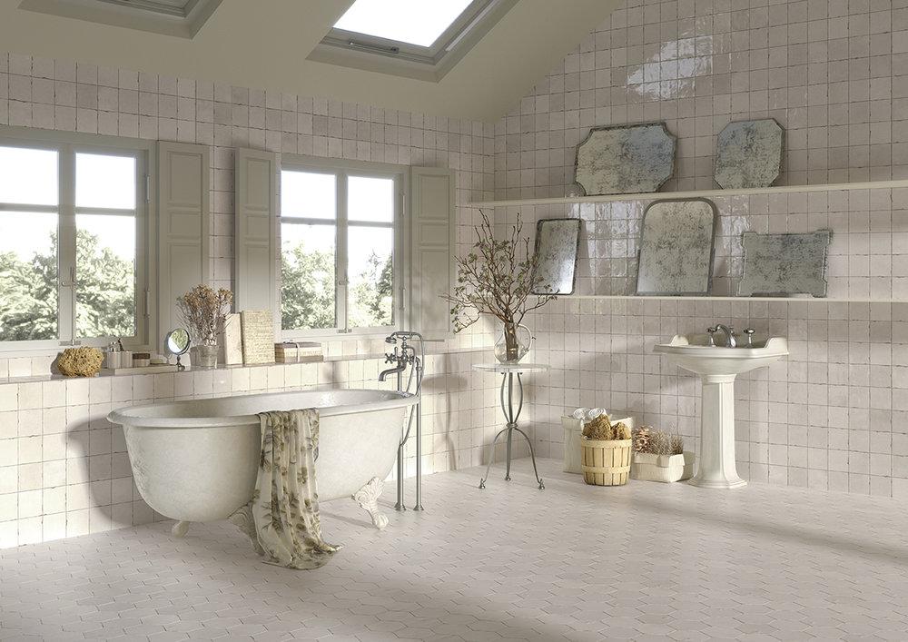 SOUK Pearl Ceramic Wall Tiles