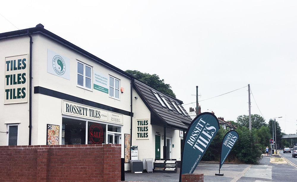 Rossett Tiles in Chester