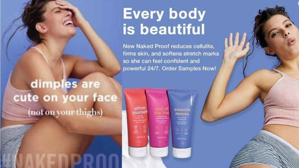 Avon missed the mark with their audience with this recent campaign released in America.