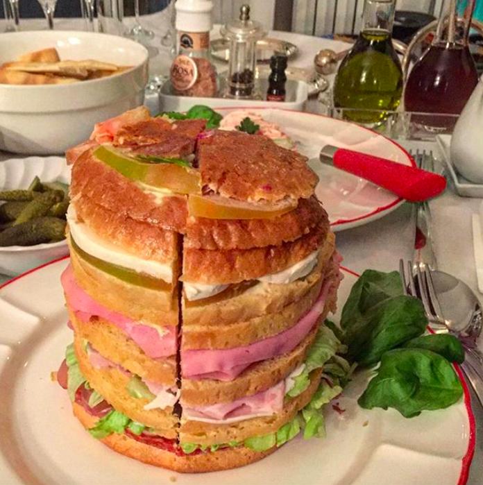 Lidia's Panettone Gastronomica