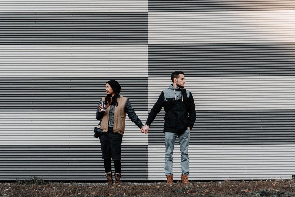 dating a blind man blog