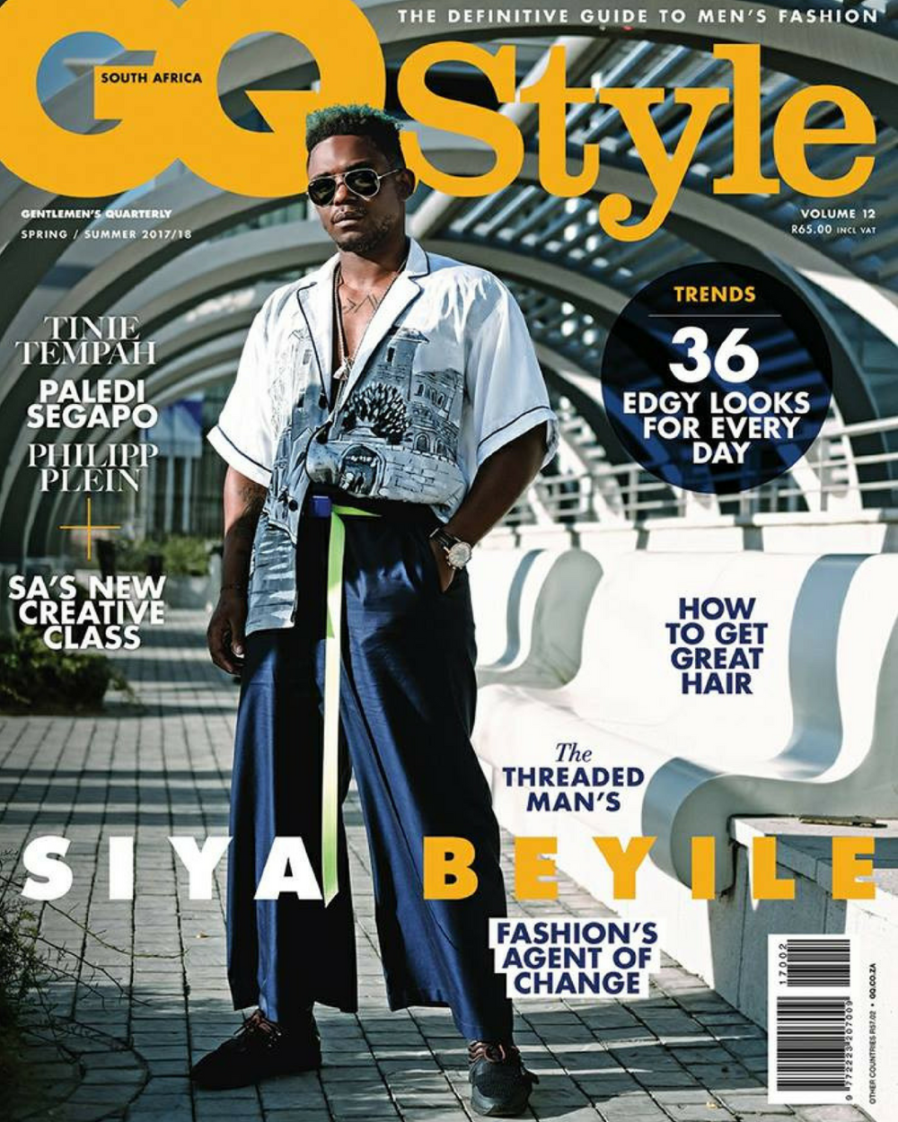 """""""the current fashion system is not built for and by Africans""""-SB - READ NOW"""