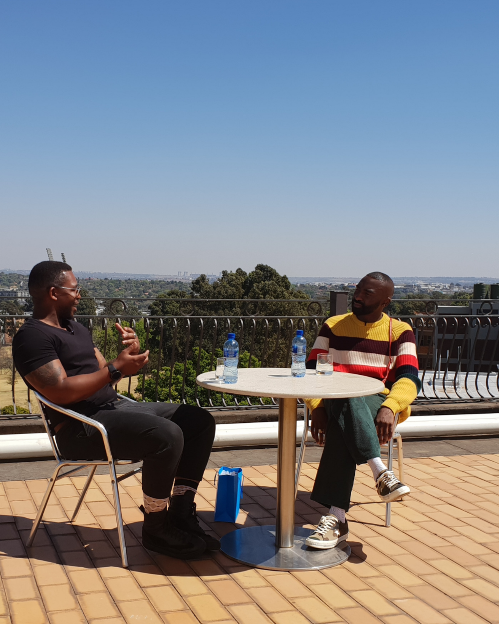 Siya Beyile & RIKY RIcK On Local Creatives Collaborating & Not Preserving Our Heritage - WATCH NOW