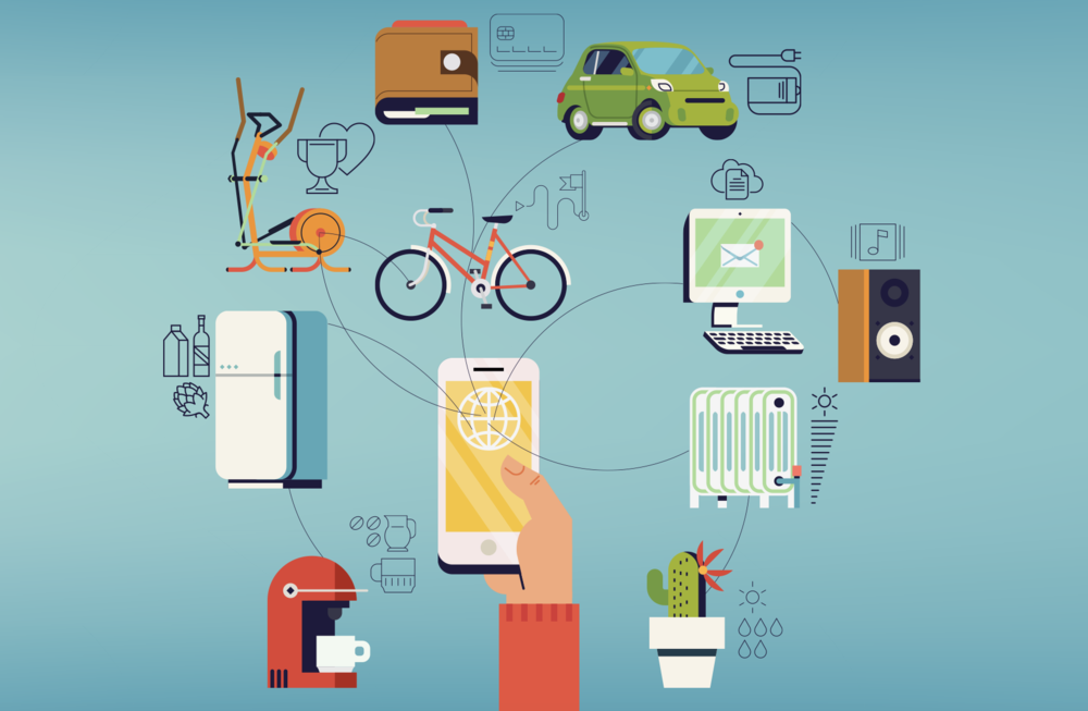 Value of the internet of things - Proposition
