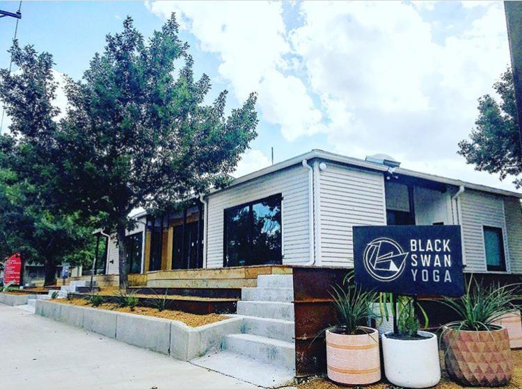 Explore Oak Cliff Black Swan Yoga Bishop Arts District Oak Cliff