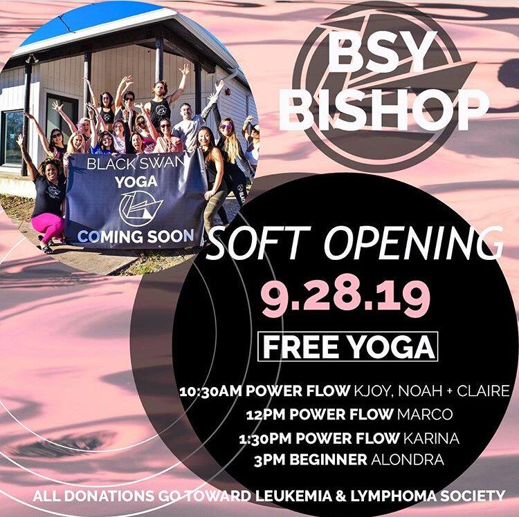 Explore Oak Cliff Updated Black Swan Yoga Opening Bishop Arts District
