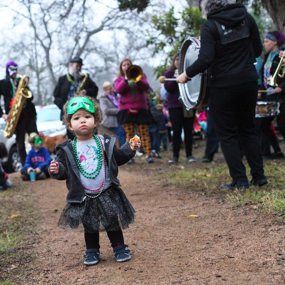 2018 Cherrywood Mardi Gras Parade