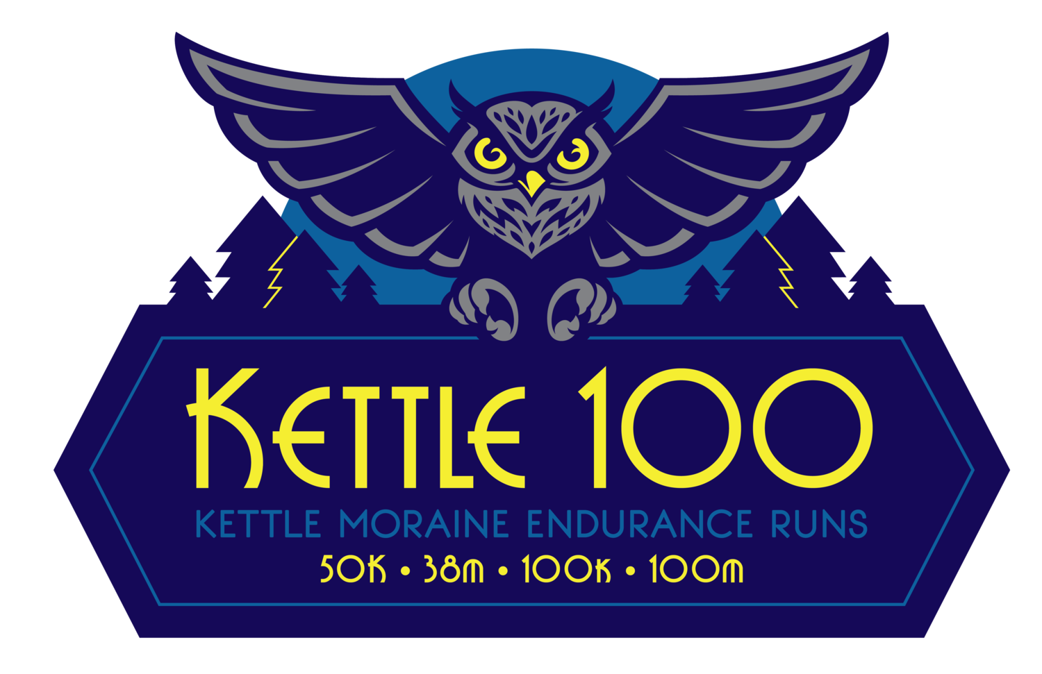 Kettle Moraine 100 Endurance Races