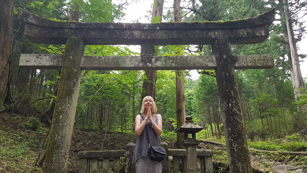 Japanese Shinto Shrine