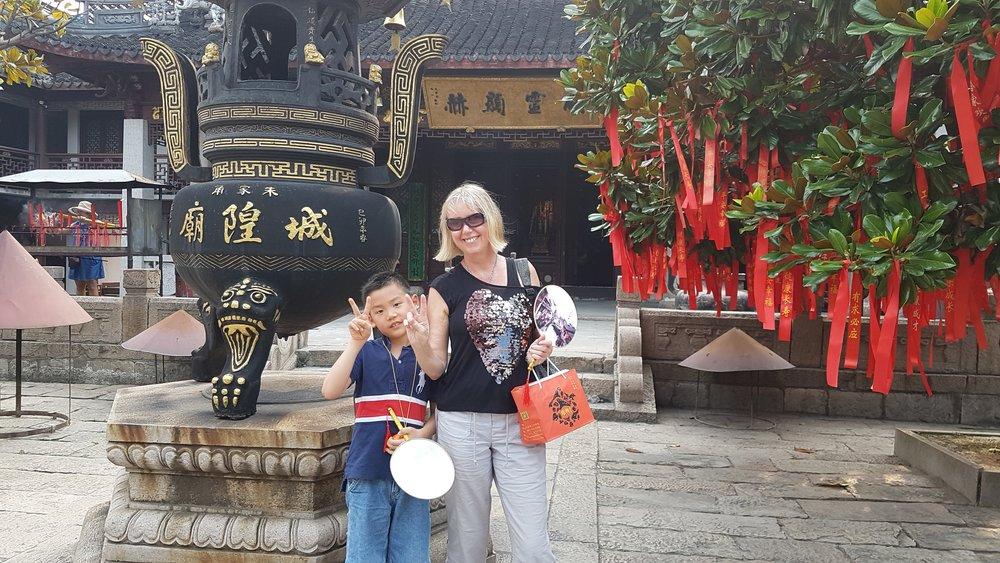 Shanghai with Jason