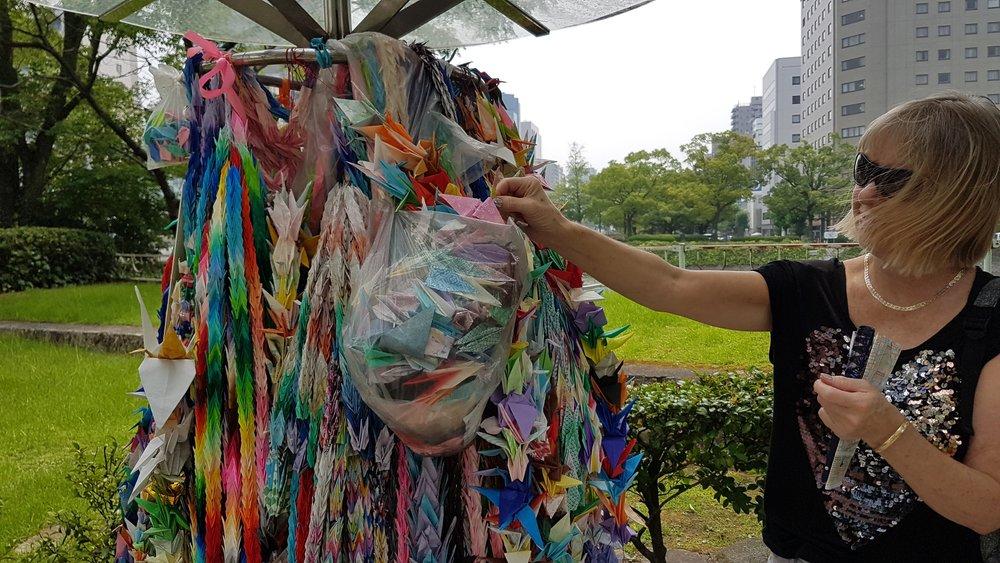 Hiroshima Peace Cranes