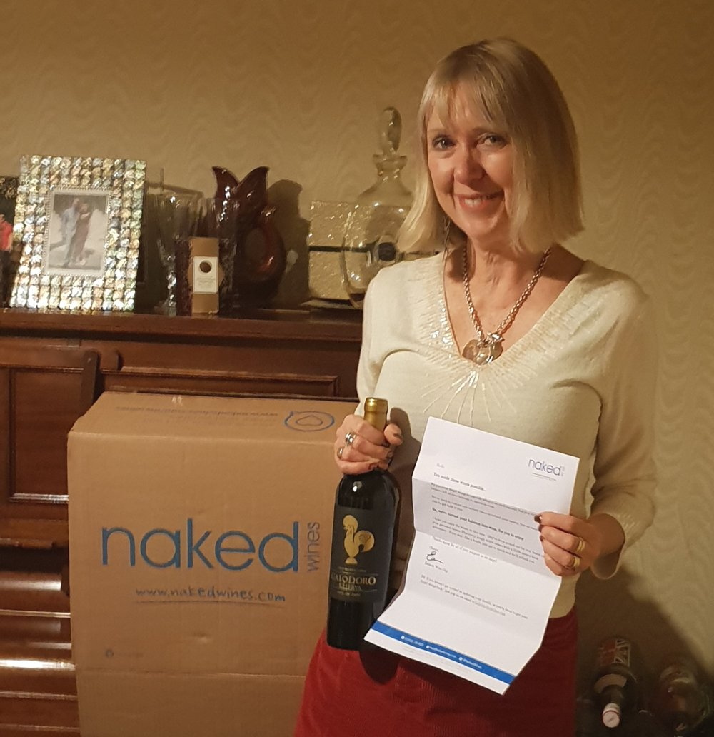 Surprise Naked Wines Gift