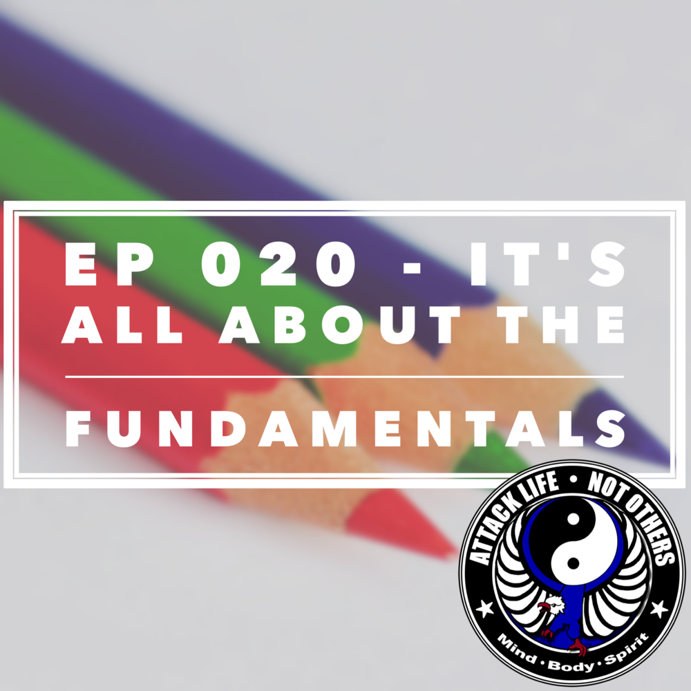 Ep 020 - It's All About the Fundamentals