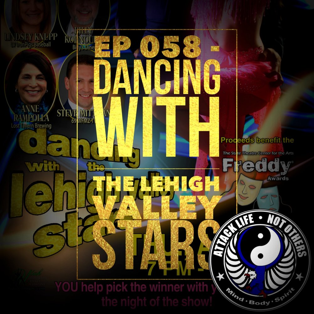 Steve Mittman Dancing With The Lehigh Valley Stars