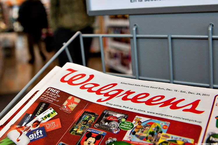 Walgreens and Humana Talk of Merging  Quip Raises $40mm in