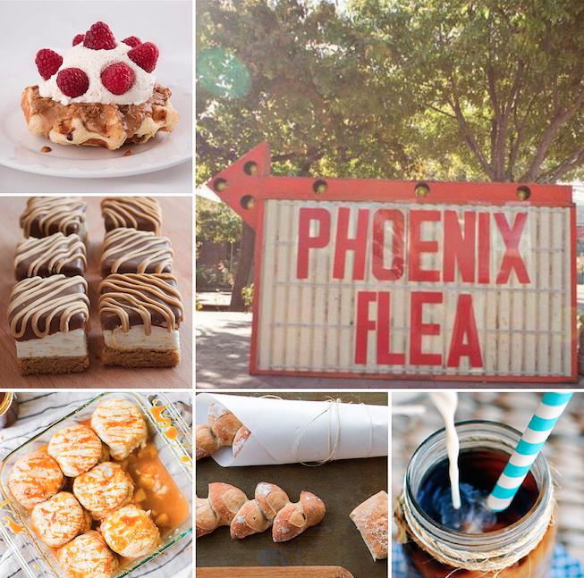 Phx Flea Collage