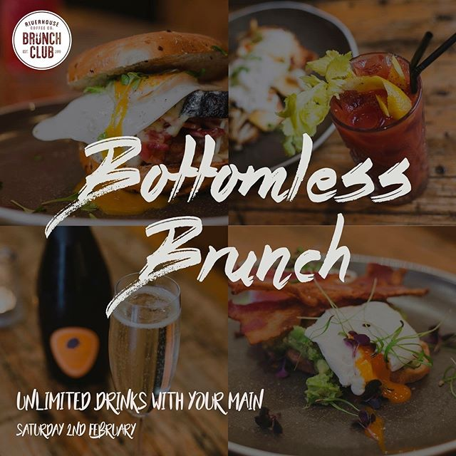 BOTTOMLESS BRUNCH is back on Saturday 2nd February! 🥂🍽 UNLIMITED DRINKS with your main meal. Choice of Prosecco, Bloody Mary, Aperol Spritz, Mimosa, Coffee & Orange Juice.  Mains include a choice of either our Breakfast Bagel, Poached Eggs with Halloumi & 'Shrooms', House Made French Toast or Poached Eggs with Smoked Bacon & Smashed Avocado on Sourdough.  Bottomless Brunch is 11am - 3pm on the first Saturday of each month. £25pp and a 2 hour time limit at the table.  Call us on 01482 661339 if you'd like to make a booking.
