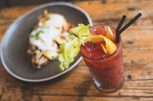 Were open 9-4 tomorrow for all your Sunday hangover needs.  Bloody Mary ✔️ Brunch ✔️ Pop in to see us or call 01482 661339 to book a table.
