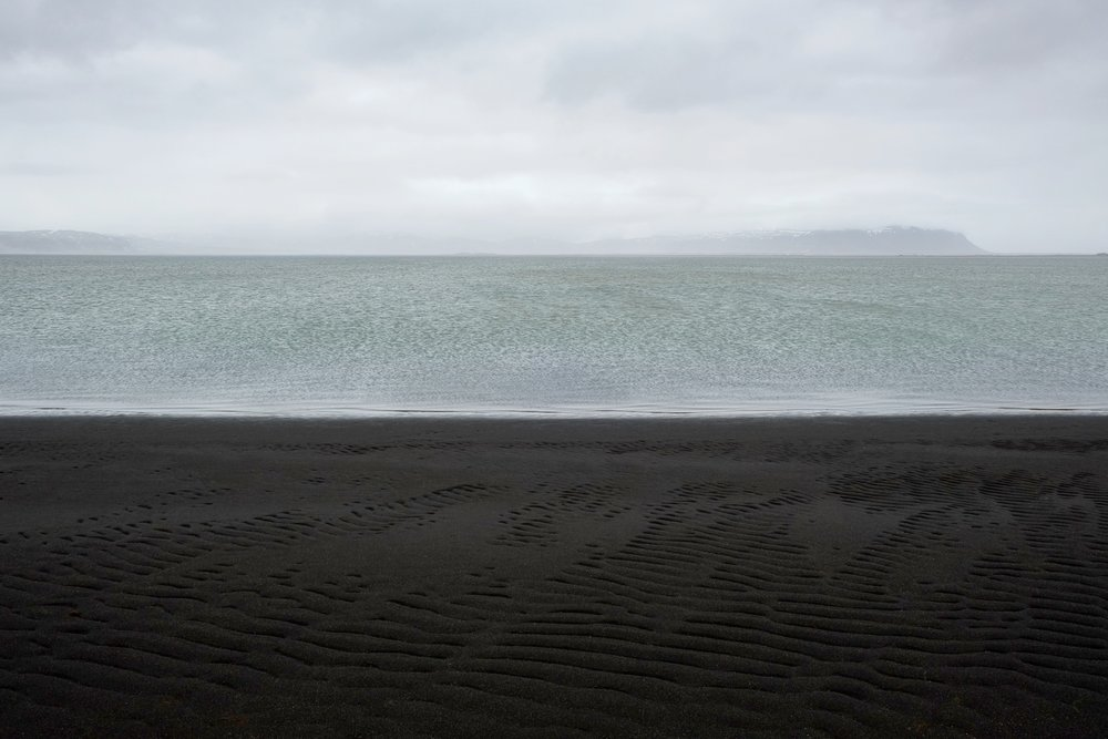 Black Shore II, Iceland 2018 -