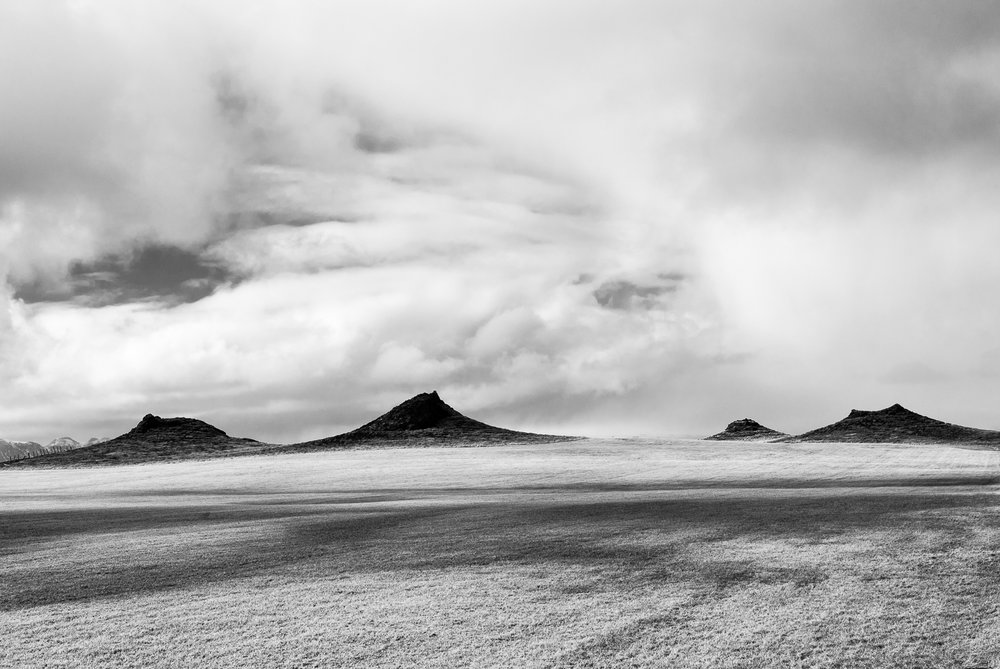Pseudocraters, Þykkvabæjarklaustur, Iceland 2018