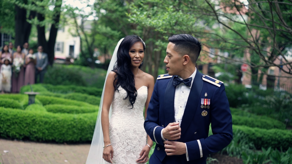 Adam and Innocentia were amazing! We seriously could not have asked for a better couple to work with. - — Annie + Phillip