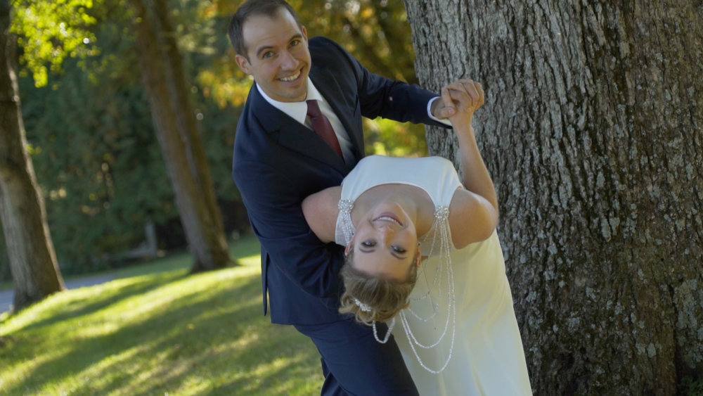 My (now) husband and I absolutely adored working with Adam and his Innocentia. They were nothing short of incredible! - Caitlin + Danny