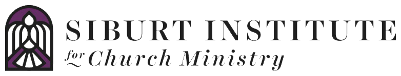 Siburt Institute for Church Ministry