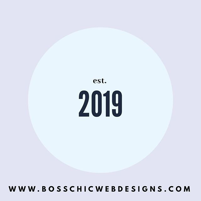 We are only three months away from 2019! Now is the time to launch that new business that you've always been talking about!🚀🚀🚀