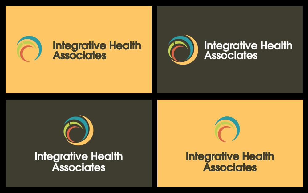 Integrative-Health-Associates_Logo_Logo-Lockup_Branding_Dreamcapture_Memphis-TN