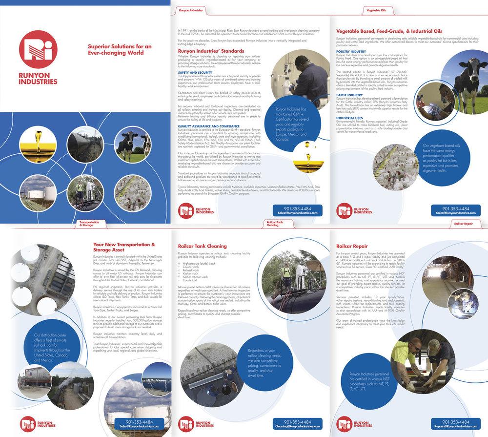 Runyon-Industries_Sales-Folder_Print-Design_Branding_Dreamcapture_Memphis-TN