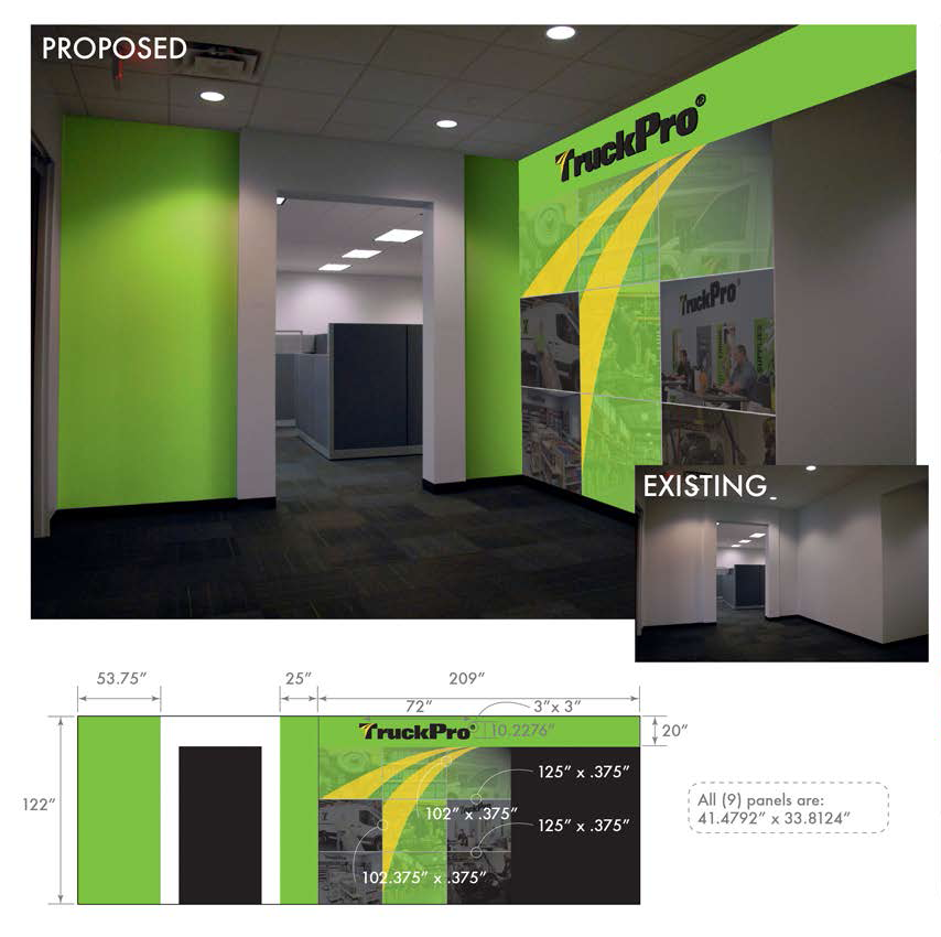 TruckPro_Employee-Entry-Wall_Environmental-Graphics_Mockup_Dreamcapture_Memphis-TN