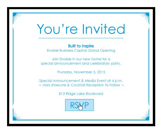 Enoble-Business-Capital_Event-Invitation_Events_Digital-Design_Dreamcapture_Memphis-TN