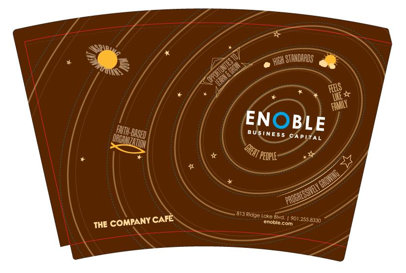 Enoble-Business-Capital_Coffee-Cup-Design_Dreamcapture_Memphis-TN