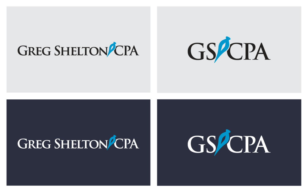 Greg-Shelton-CPA_Logo-Design_Lockup_Dreamcapture_Memphis-TN