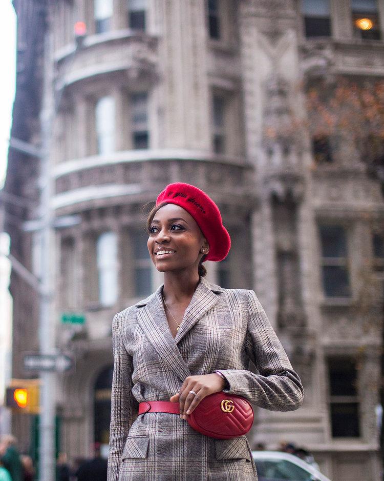 759760b5e95 Review  Gucci GG Marmont Matelassé Leather Belt Bag — itsNkenge
