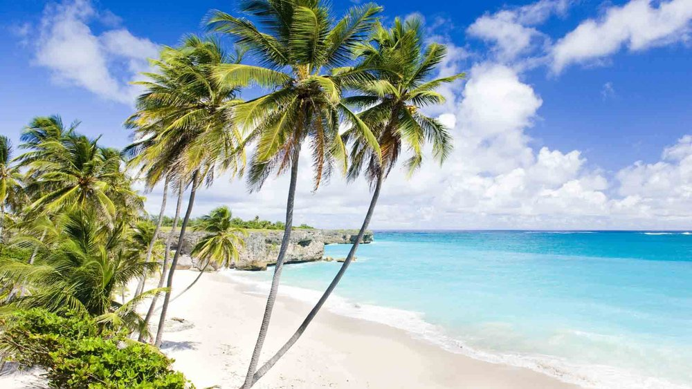 2. Barbados - Averaging at around 84°F/29°C during December, escape to Bajan territory for a vacation filled with tranquil resort life by the sea.__PLACES TO VISIT• Bathsheba Beach• Hunte's Gardens• Harrison's Cave Tour• Animal Flower Cave