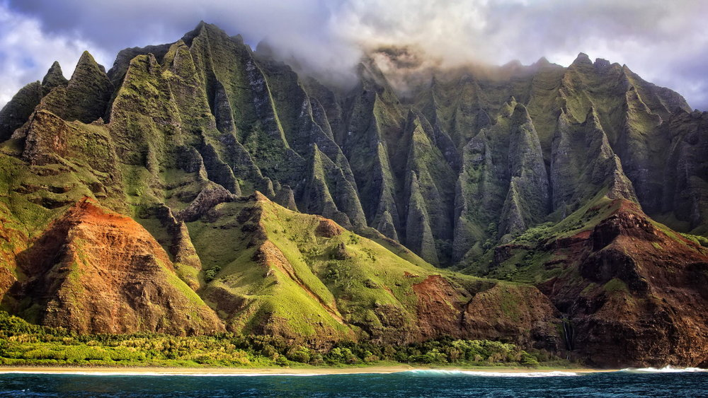 Nā Pali Coast State Wilderness Park
