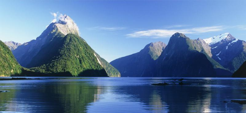 Te Anau, NZ -