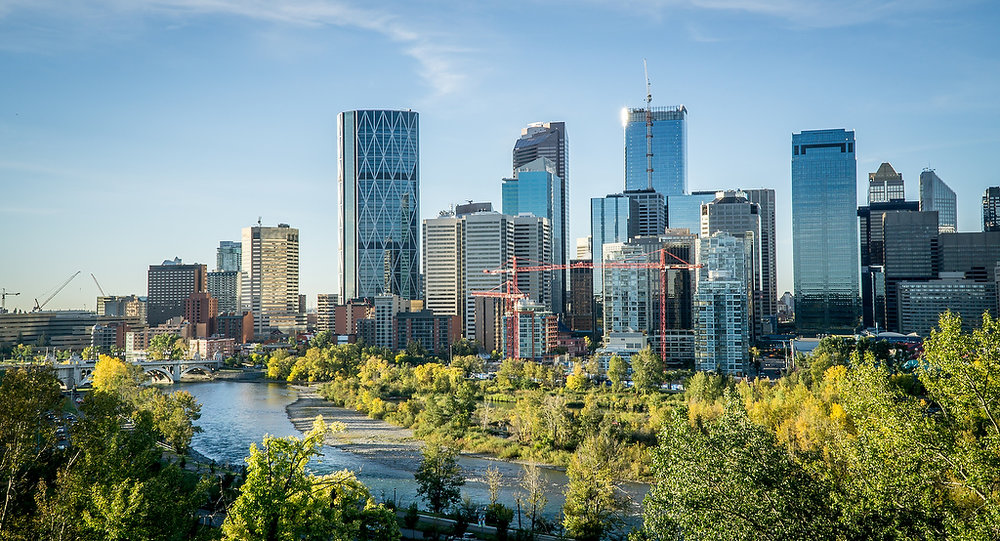Calgary, Alberta -