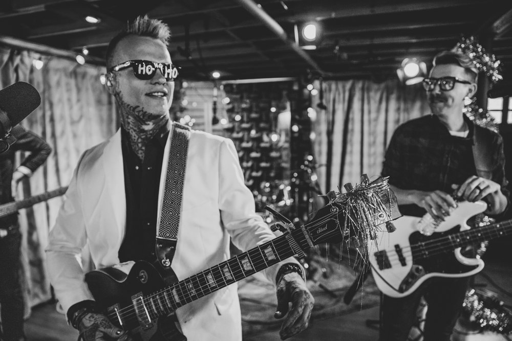 Steve Forrest & The A-OKs Day 1