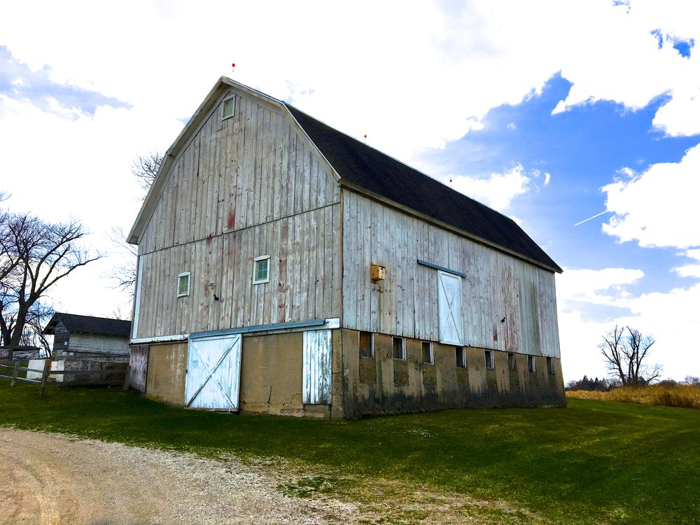 Like if you recognize this Main Street Barn.