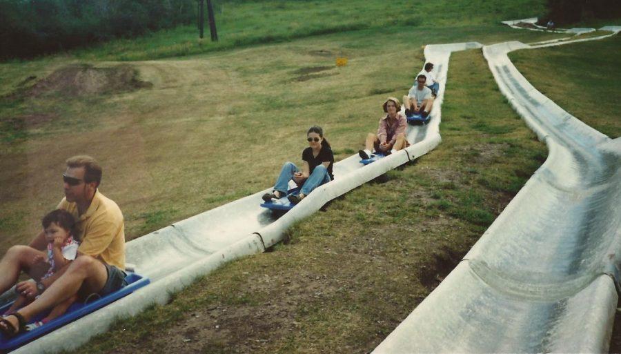 alpine slide action park