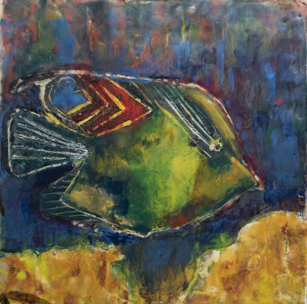 Yellow-Green Fish