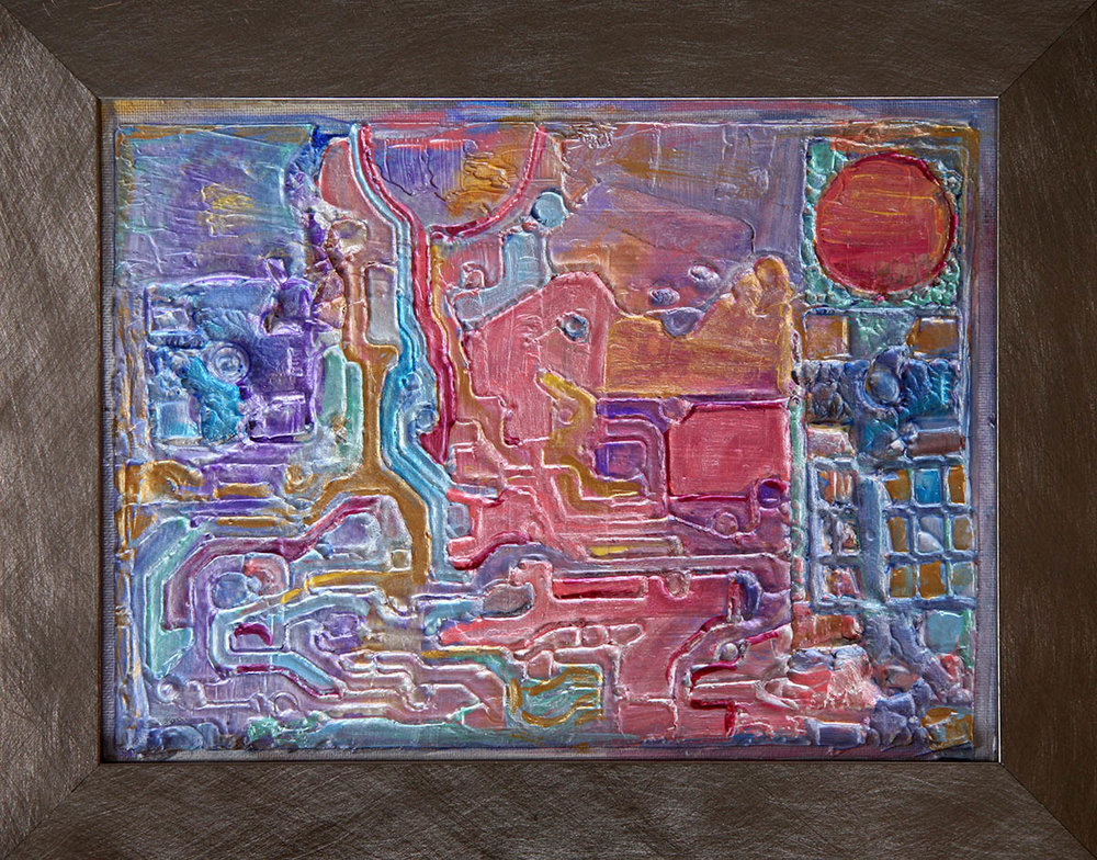 Aztec Maze
