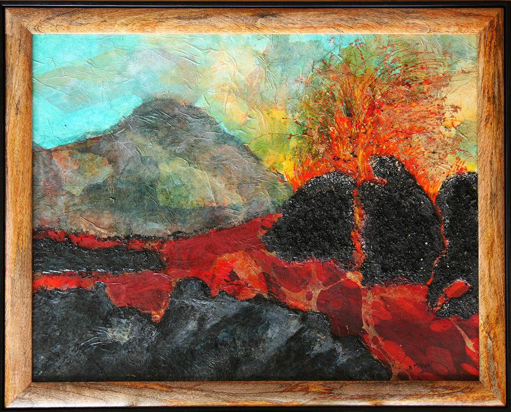 Kiluea Volcano 3 (in frame)