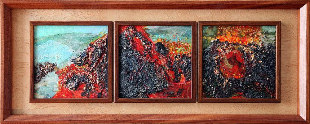Molten Lava Everywhere (Volcano Tryptic)