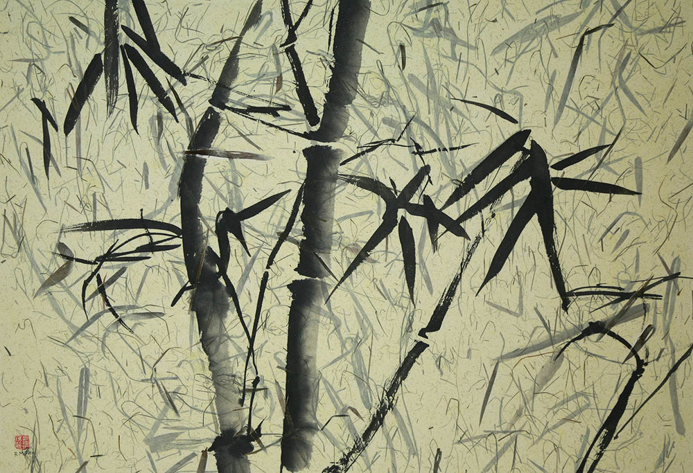 Bamboo on Bamboo 1